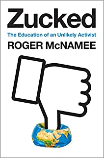 Book Cover: Zucked: The Education of an Unlikely Activist