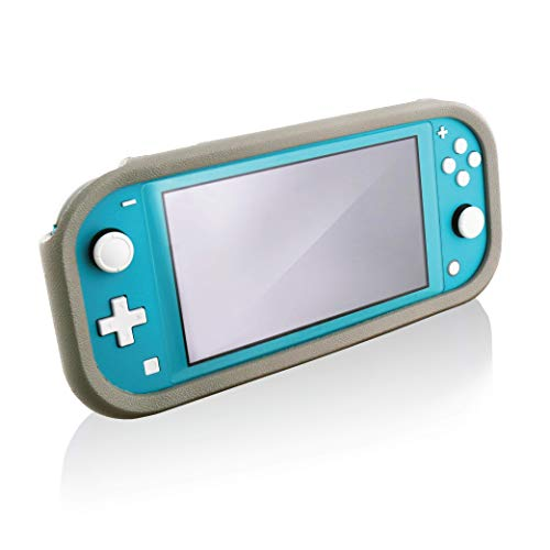 Nyko Bubble Case for Nintendo Switch Lite, Grey - Nintendo Switch Lite