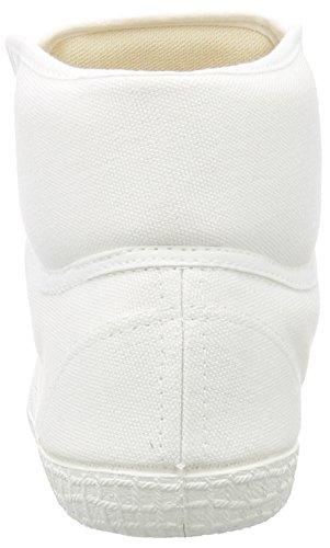 Sneaker Adulto Bianco 01 Unisex 2401 Kawasaki Alte White IxWP54tq0