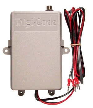DIGI-CODE Gate Opener 5150 12 Volt or 24 Volt Commercial Receiver