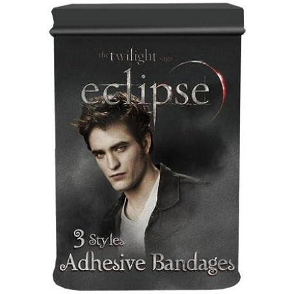 The Twilight Eclipse Bella /& Jacob Bandages 10 Lot of Sealed Tins