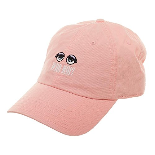 Miss Piggy Hat - Who Moi? Muppets Hat Pink]()