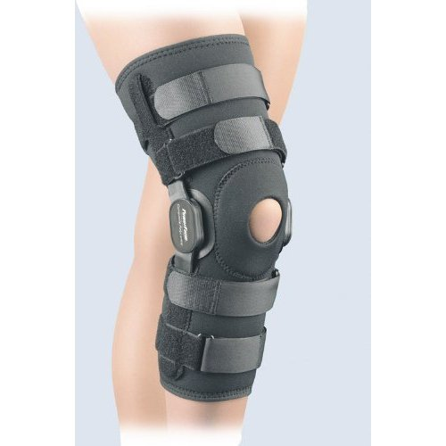 (FLA 37-109 HINGED Knee Brace Power Centric Composite POLYCENTRIC XX-Large)