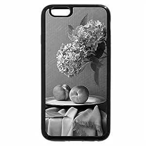 iPhone 6S Case, iPhone 6 Case (Black & White) - Still life