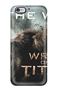 HrstJww1492NyLfj Tpu Case Skin Protector For Iphone 6 Plus Wrath Of The Titans With Nice Appearance