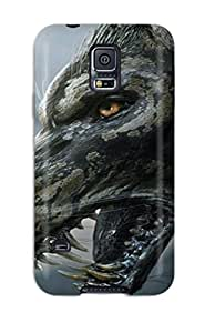 New Arrival Creature For Galaxy S5 Case Cover wangjiang maoyi