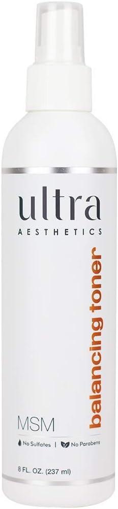 Ultra Aesthetics - MSM Toner - 8oz