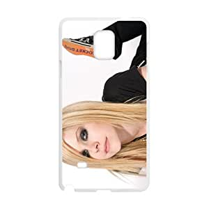 Avril Ramona Lavigne Design Personalized Fashion High Quality Phone Case For Samsung Galaxy Note4