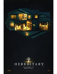"Hereditary - Authentic Original 27"" x 39"" Movie Poster"