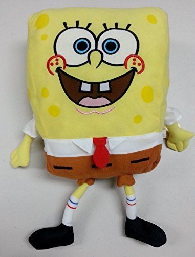 Spongebob Squarepants Cuddle Plush Pillow ()