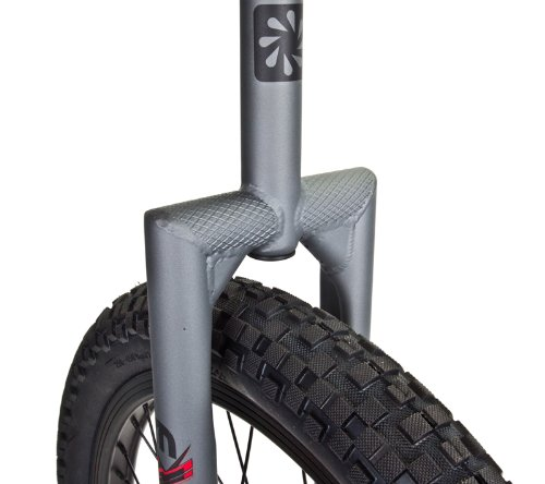 Flat Top Extreme DX Matte Gray 2014 20 Inch by SUN BICYCLES