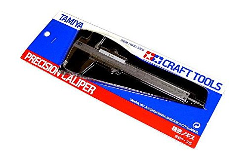 RCECHO® Tamiya Model Craft Tools Precision Caliper 74030 with RCECHO® Full Version Apps Edition