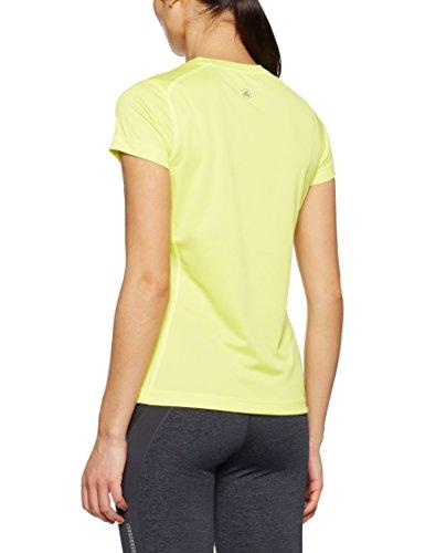 JAKO 6115 - Casco de ciclismo hombre amarillo fluorescente