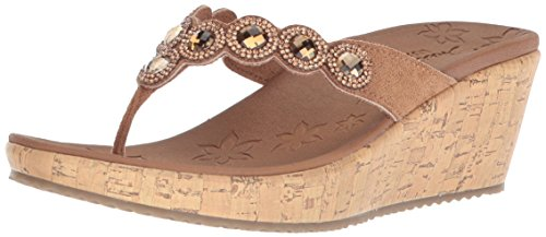 cali women s beverlee bizzy babe wedge