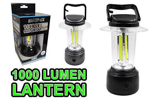 1000 Lumen COB LED Lantern (Now with''Try Me'' Access), Case of 6