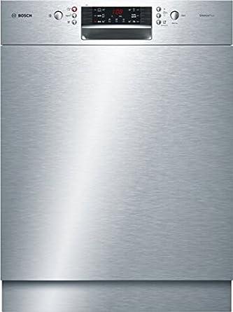 Bosch Serie 4 SMU46GS01E Semi-incorporado 12cubiertos A++ ...