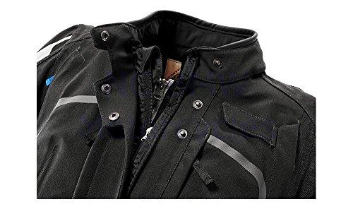 Amazon.com: BMW Genuine Motorcycle EnduroGuard Mens Jacket Black Euro 62 US 52: Automotive