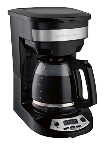 Hamilton Beach 46299 Programmable Coffee