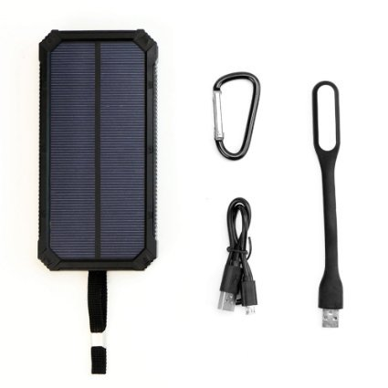 Solar Powered Iphone 4S Charger - 8