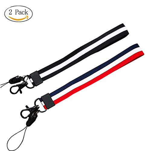 GonLee Hand Strap [2-Pack] Wrist Lanyard for Cellphone, Camera, Gopro, PSP, Keychain and Other Electronic Devices