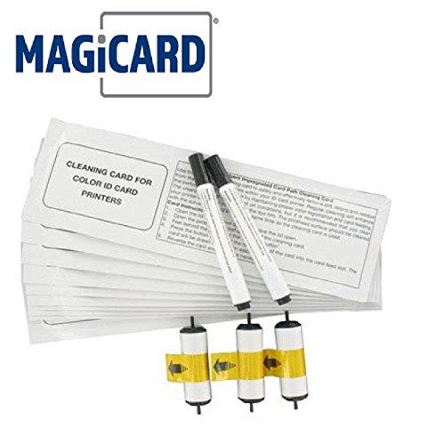 Magicard Rio Pro 360 & Rio Pro Card Printer Cleaning Kit - I