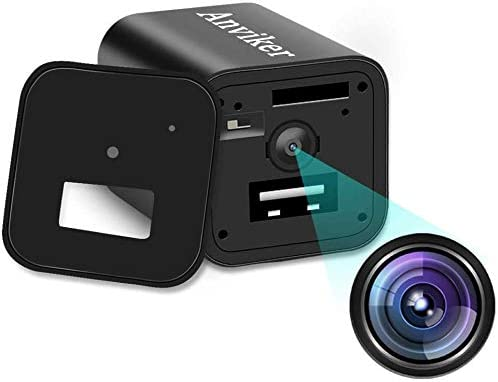 Cámaras Ocultas del 1080P HD, La cámara espía de Nanny con la ...