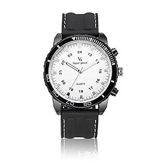 Caliente vender deporte reloj de pulsera reloj deportivo gran Dial de la tendencia de coreano más vendido hombres de deporte al por mayor LR: Amazon.es: ...