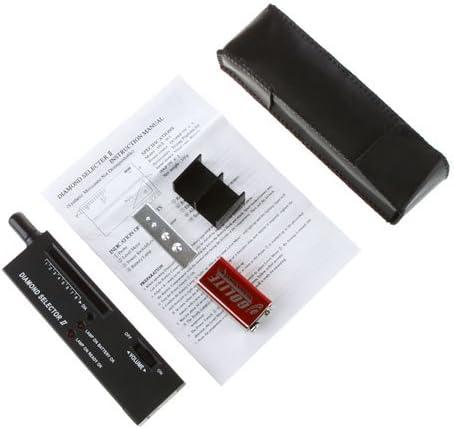 Timetop Portable sélecteur de diamant II outil de testeur de pierres précieuse