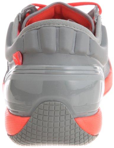 Driving Homme Power limestone Gray Orange 02 Gris Grau M Low Basket fluo Light Puma TqdYq