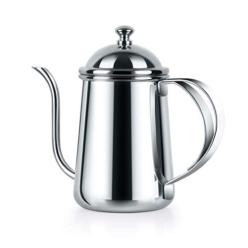 Love-KANKEI 커피 drip 포트 drip 주전자(케틀.kettle) 세구포트 스테인레스 650ML