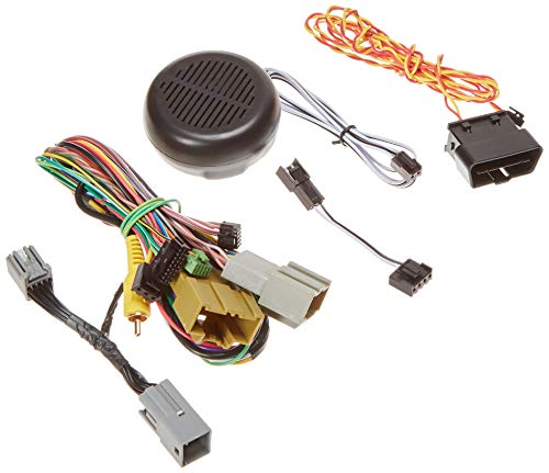 Maestro HRN-RR-GM4 Plug and Play T-Harness for GM4 Vehicles, with Speaker (Phone Play Harness)