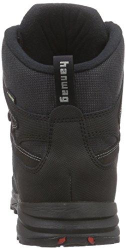 HanwagVetur GTX - zapatillas de trekking y senderismo de media caña Hombre Negro - Schwarz (Schwarz 12)
