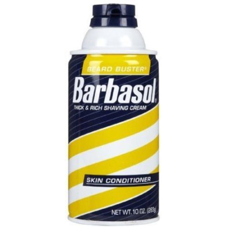 Barbasol Skin Conditioner Shave Cream-10 oz