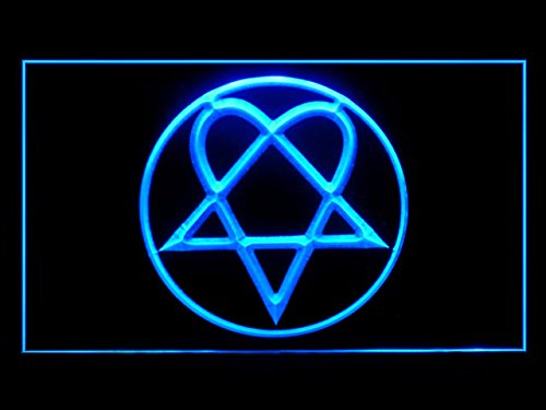 Heartagram Led Light