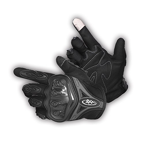 Onway Protective Motorcycle Gloves Waterproof Full Finger Men Gloves Winter Touch Screen Gloves