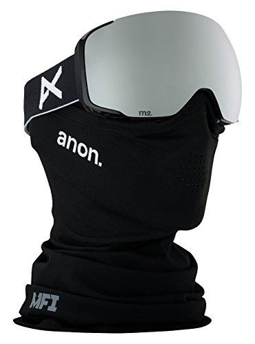 Anon M2 MFI Goggle, Black/Sonar Silver - Goggles M2 Anon