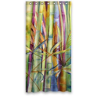 Personal Custom bamb š disfraz cortina de la ducha Shower Curtain ...