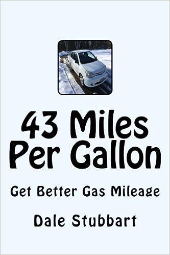 43 Miles Per Gallon