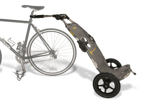 Bike Taxi - Burley Design Travoy Bike Commuter Trailer