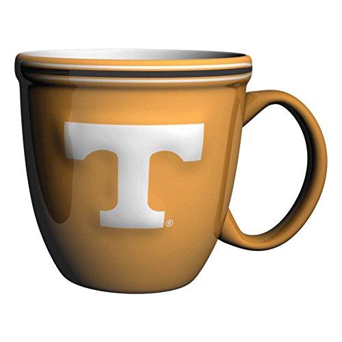 NCAA Tennessee Volunteers Bistro Mug, (Tennessee Coffee Mug)