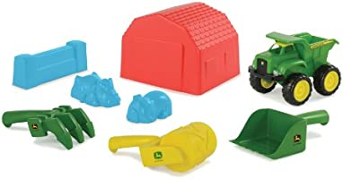 John Deere Sand Toy Set