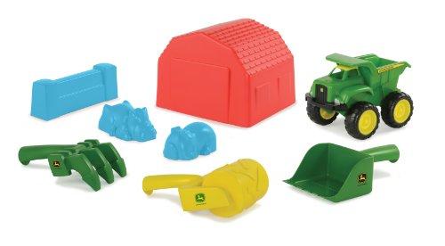 John Deere Sand Toy Set