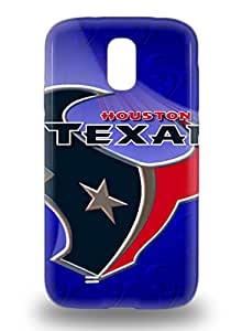 Tpu 3D PC Case Cover For Galaxy S4 Strong Protect 3D PC Case NFL Houston Texans Logo Design ( Custom Picture iPhone 6, iPhone 6 PLUS, iPhone 5, iPhone 5S, iPhone 5C, iPhone 4, iPhone 4S,Galaxy S6,Galaxy S5,Galaxy S4,Galaxy S3,Note 3,iPad Mini-Mini 2,iPad Air )