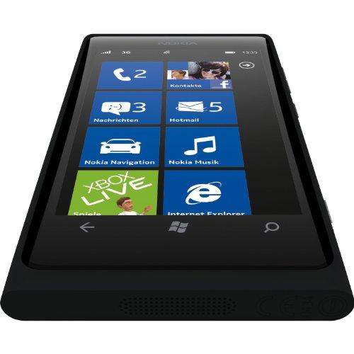 Nokia Lumia 800 black 16GB -FACTORY UNLOCKED-