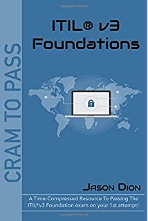 Itil foundation exam study guide 8601401097846 computer science itilv3 foundations a time compressed resource to passing the itilv3 fandeluxe Images