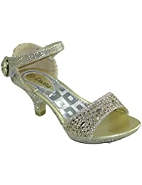 Amazon.com: Gold - Shoes / Girls: Clothing, Shoes & Jewelry
