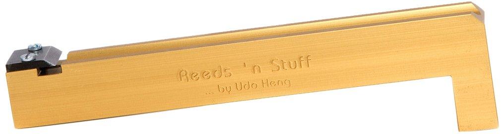 リーズンスタッフ Reeds'n Stuff プレガウジャー オーボエリード用 ベッドサイズ:10.0mm B077QGZHGM ベッドサイズ:10.0mm