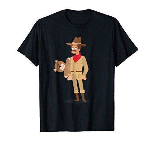 Teddy Roosevelt Shirt Teddy Bear Tee