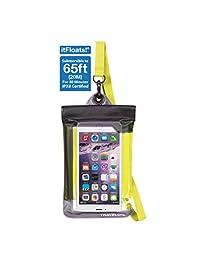 Travelon Waterproof Smart Phone/Digital Camera Pouch, Yellow, One Size