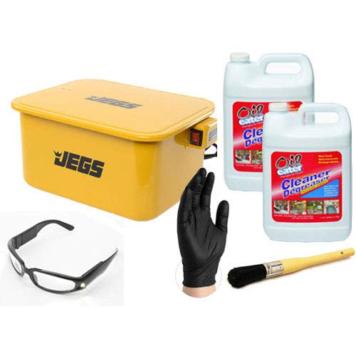 JEGS 81526K Parts Washer Kit 5 Gallon Includes: (1) Parts Washer 555-81526 (1 bo by JEGS (Image #5)